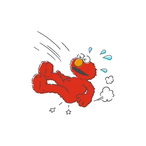 Sesame Street 4 - Sticker 5