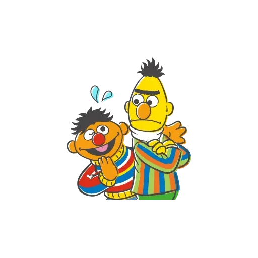 Sesame Street 4 - Sticker 22