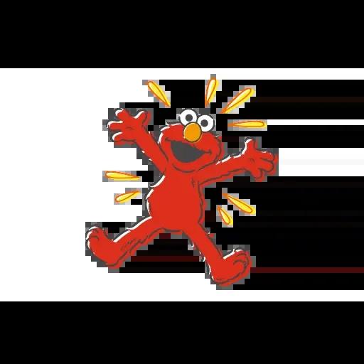 Sesame Street 4 - Sticker 2