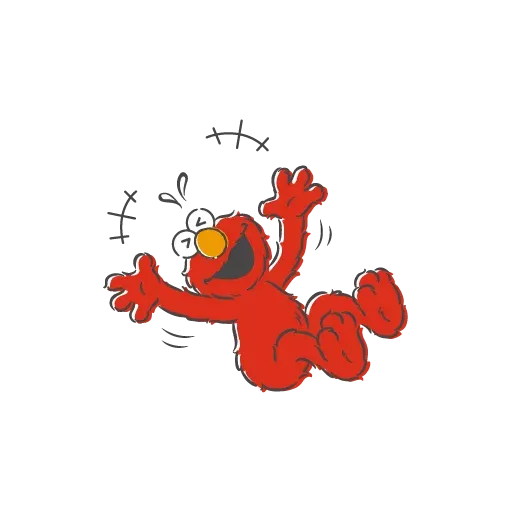 Sesame Street 4 - Sticker 4