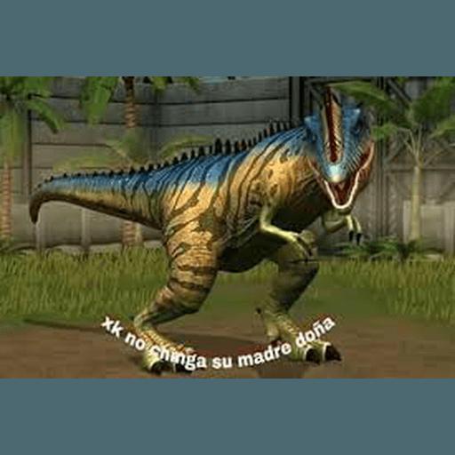 Dinomomos - Sticker 8