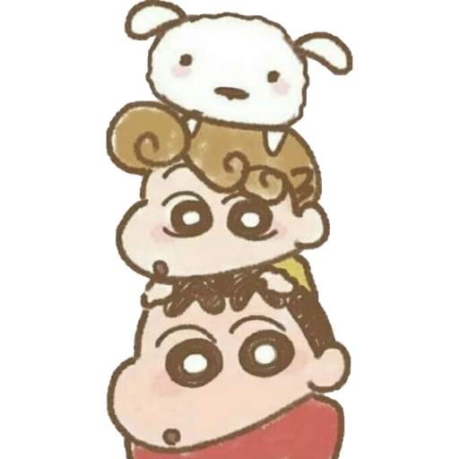 小葵 蠟筆小新妹妹 野原葵 Himawari Shinchan 5 - Sticker 8