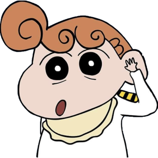 小葵 蠟筆小新妹妹 野原葵 Himawari Shinchan 5 - Sticker 6