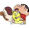小葵 蠟筆小新妹妹 野原葵 Himawari Shinchan 5 - Tray Sticker