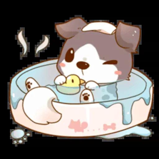 Chibi inu - Sticker 6