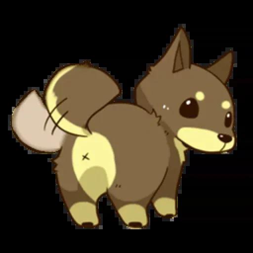 Chibi inu - Sticker 11
