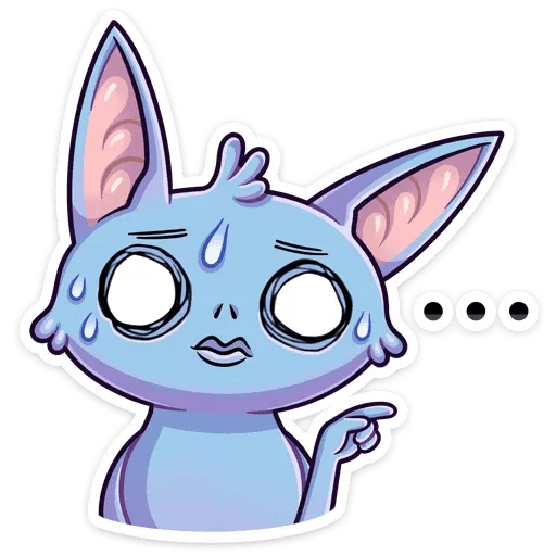 Zubat - Sticker 5