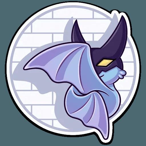 Zubat - Sticker 8