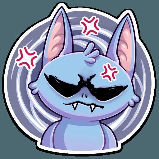 Zubat - Sticker 1
