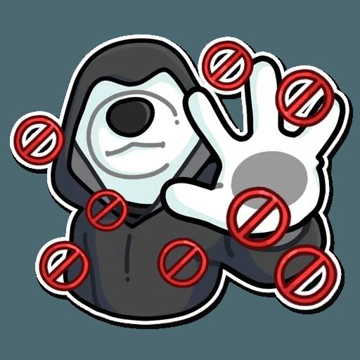 Resistance - Sticker 6