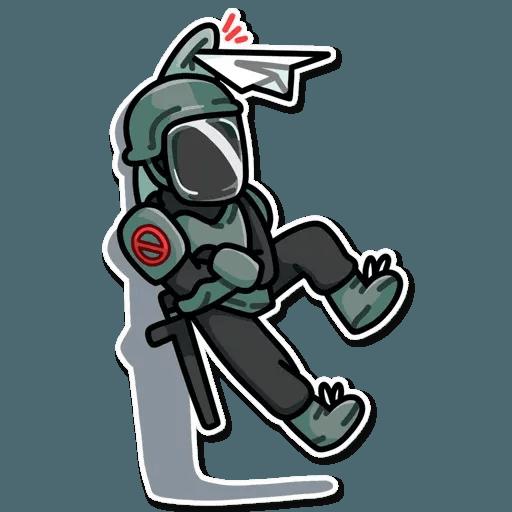 Resistance - Sticker 16