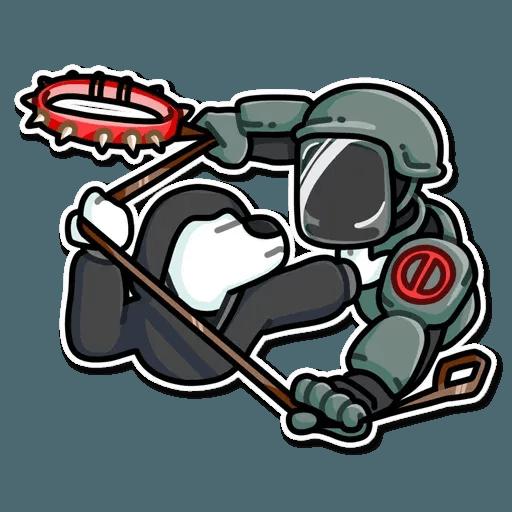 Resistance - Sticker 14