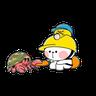 Chu - Tray Sticker