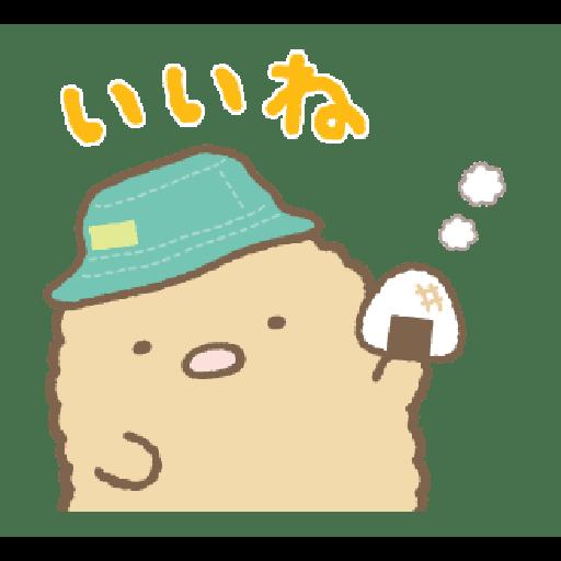 すみっコぐらし かわうそとすみっコ - Sticker 18