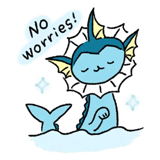 Pokemon - Sticker 25