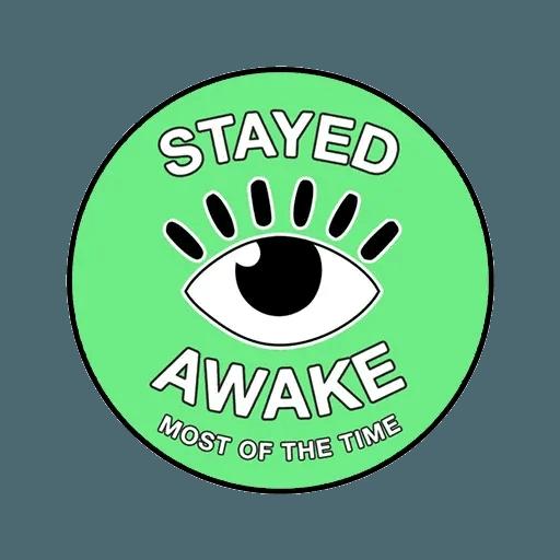 Meeting badges - Sticker 13