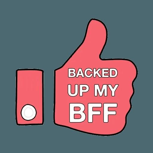 Meeting badges - Sticker 9