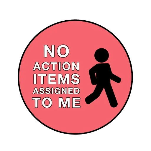 Meeting badges - Sticker 6