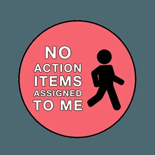 Meeting badges - Sticker 6