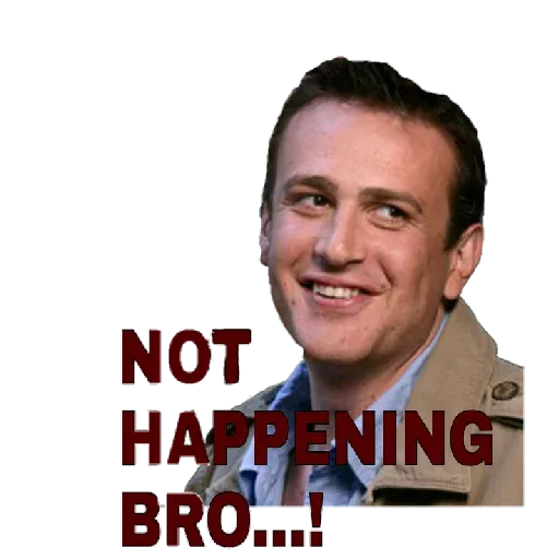 HIMYM - Sticker 5
