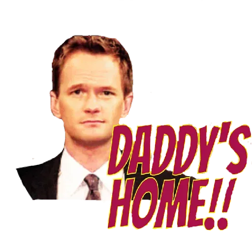 HIMYM - Sticker 7