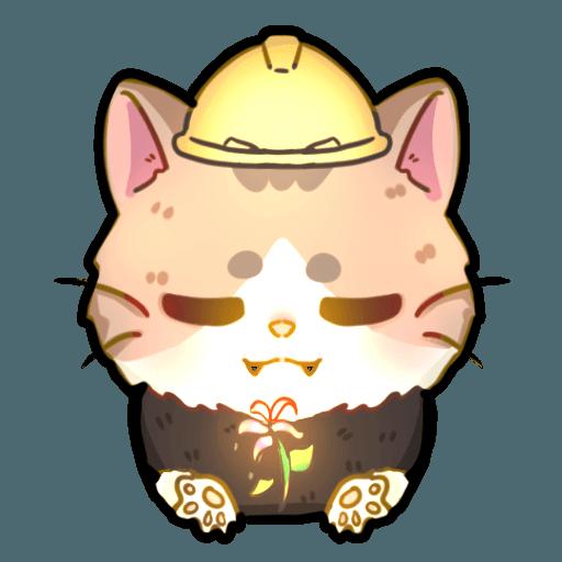 米君貓 – 香港加油系列 - Sticker 2