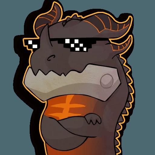 Dragons - Sticker 20