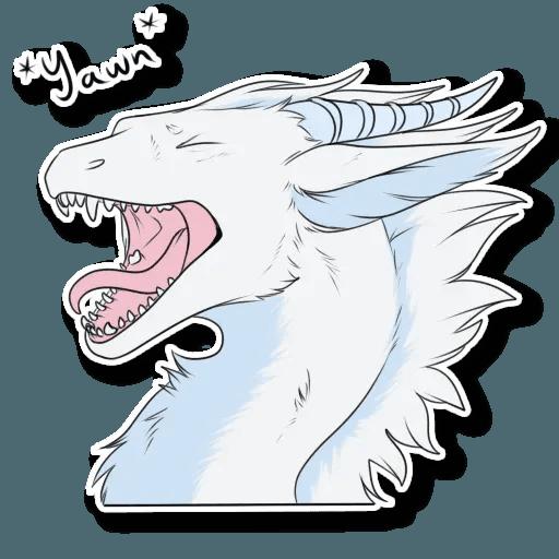 Dragons - Sticker 4