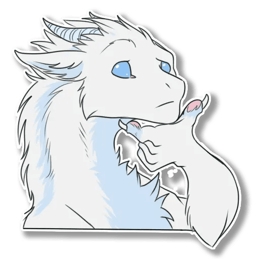 Dragons - Sticker 3