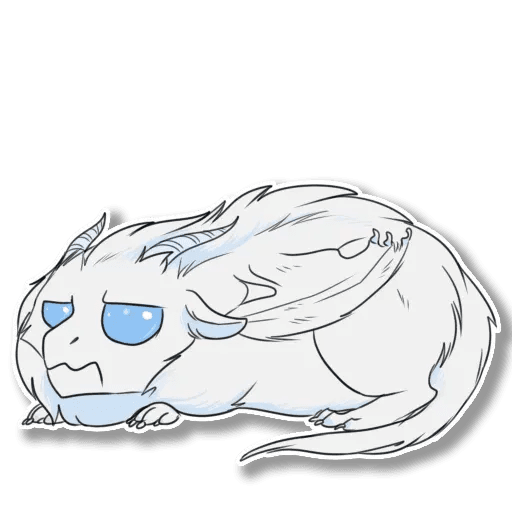 Dragons - Sticker 7
