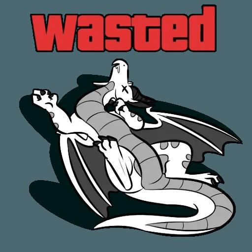 Dragons - Sticker 16