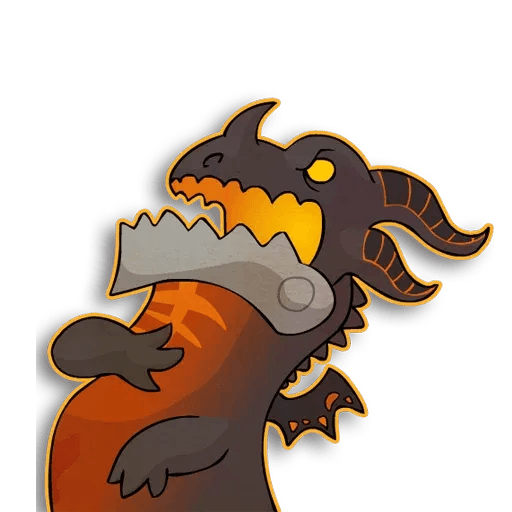 Dragons - Sticker 18