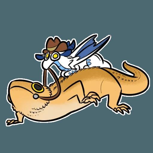 Dragons - Sticker 26