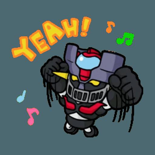 Mazinger Z - Sticker 4