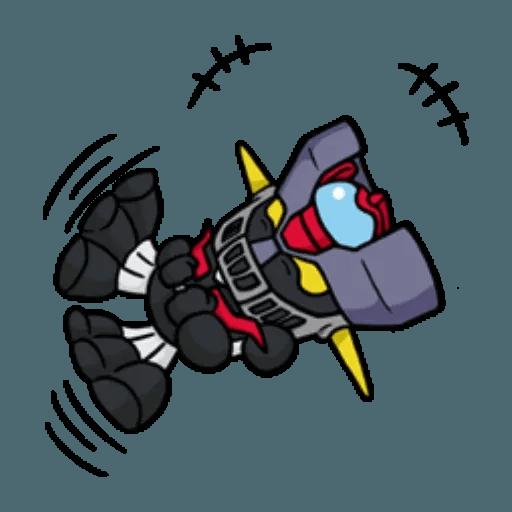 Mazinger Z - Sticker 18