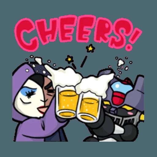 Mazinger Z - Sticker 7