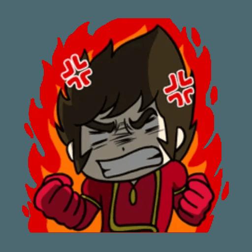 Mazinger Z - Sticker 3