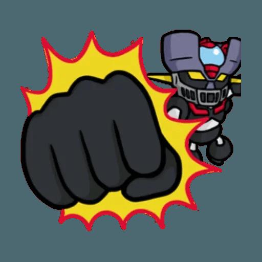 Mazinger Z - Sticker 13