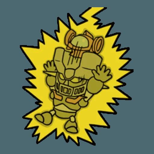 Mazinger Z - Sticker 6