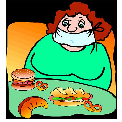dieta - Sticker 5
