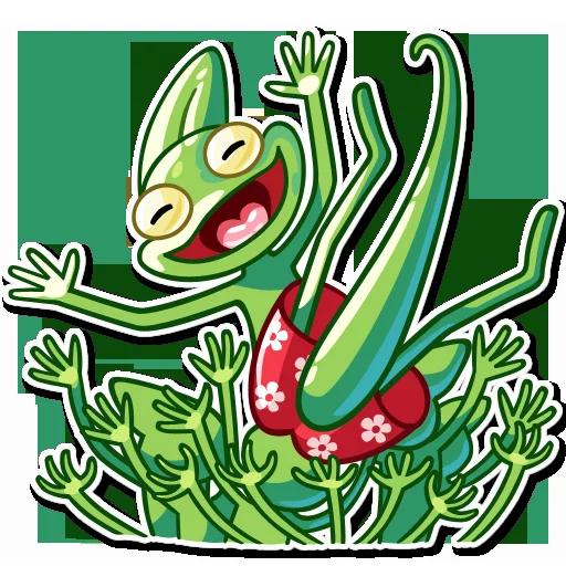 Lagarto - Sticker 14