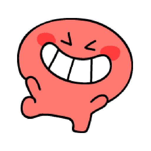 Smile Person Doodle 3 - Sticker 7