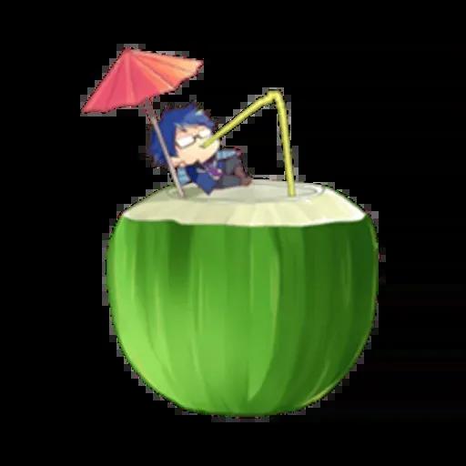 Anime Food - Sticker 1