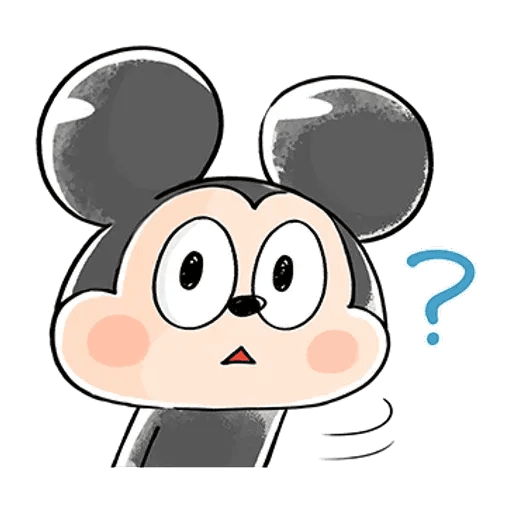 Mickey Mouse and friend 2 - Sticker 7