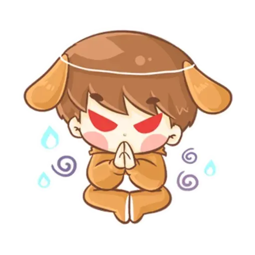 😖 - Sticker 17