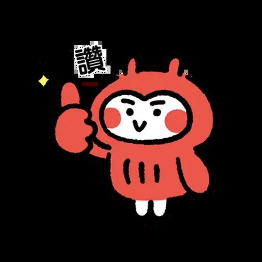 Kanahei Komimizuk 01 - Sticker 22