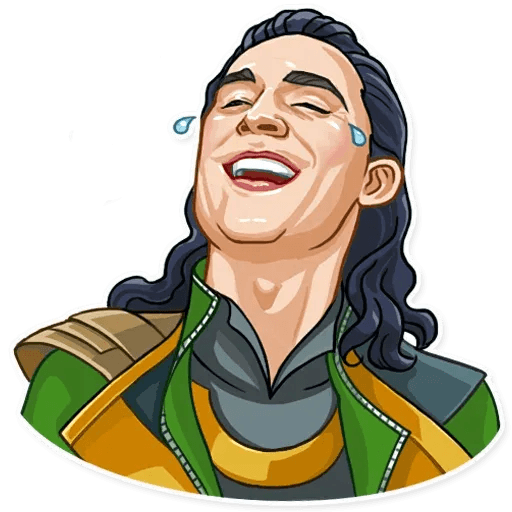 Loki - Sticker 3