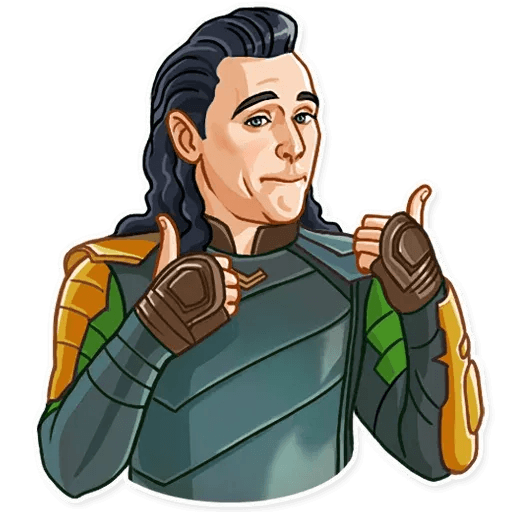 Loki - Sticker 2