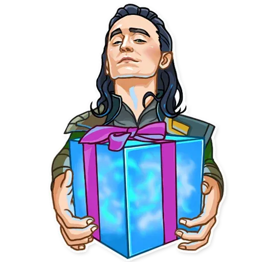 Loki - Sticker 5