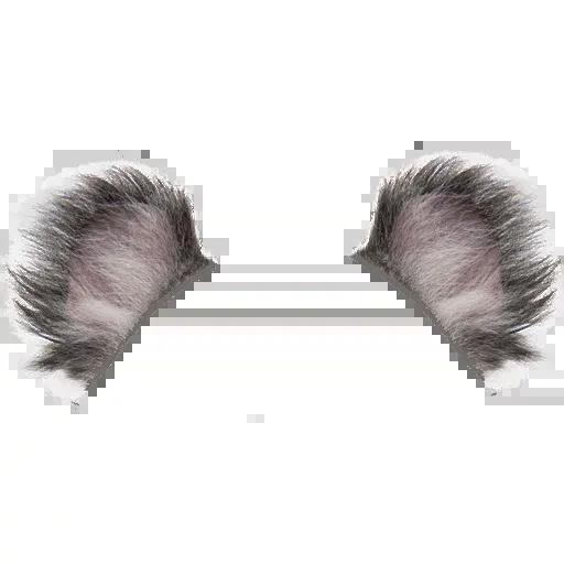 Animal Faces Masks - Sticker 9